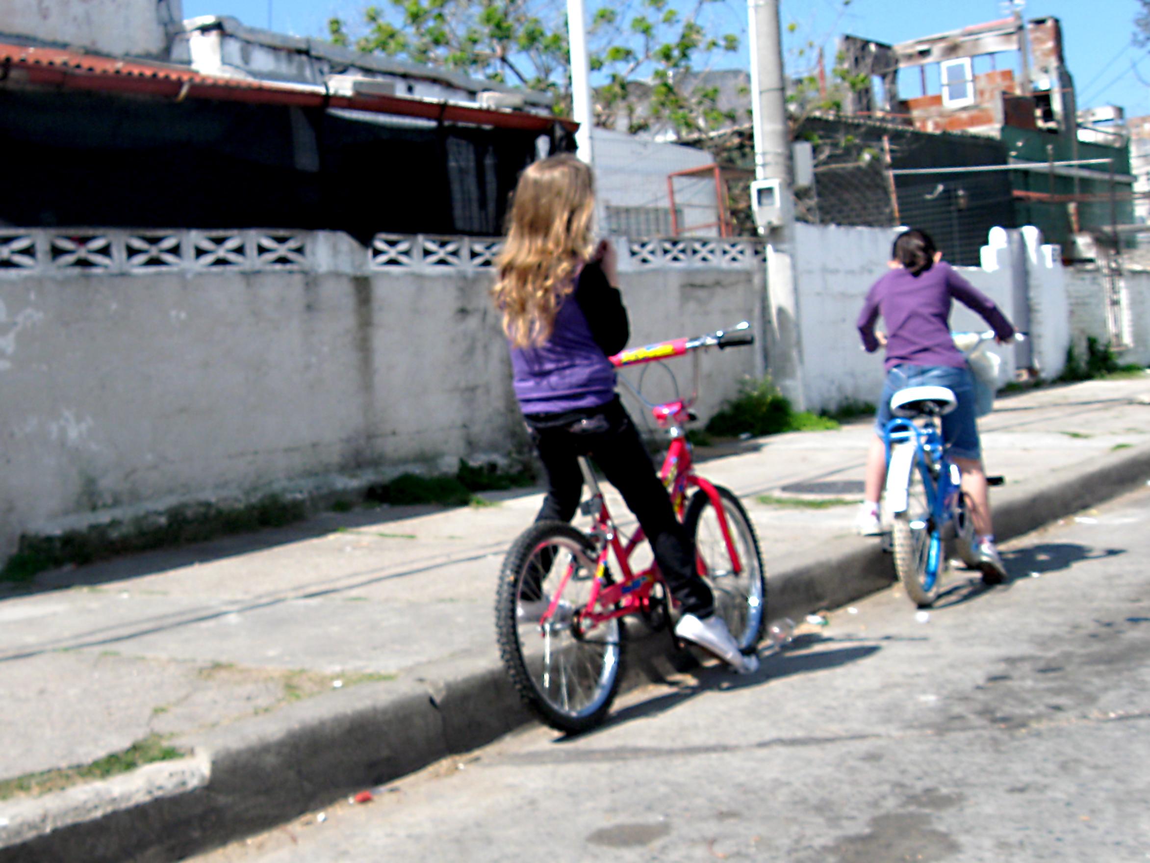 子供の自転車練習はツーツー乗りが基本!