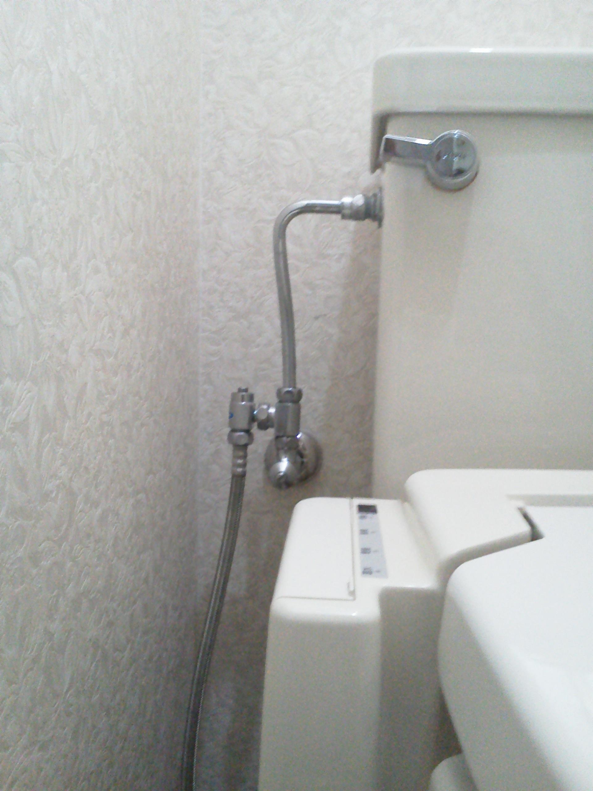 トイレの水を節水できるか調べてみた