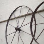 自転車のタイヤの針金(スポーク)が折れた…あさひの店員さんの親切に感謝^^